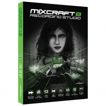 Acoustica Mixcraft 8 Recording Studio DAW Software (download)