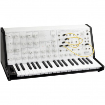Korg MS-20 Mini White Monotone Limited Edition Analog-Synth