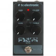 TC Electronic Fangs Metal Distortion Effektpedal