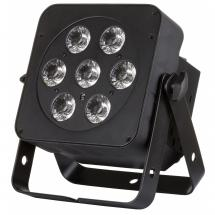 JB systems LED Plano 7FC-Black Par