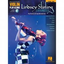 Hal Leonard - Lindsey Stirling Favorites Violin Play-Along 64