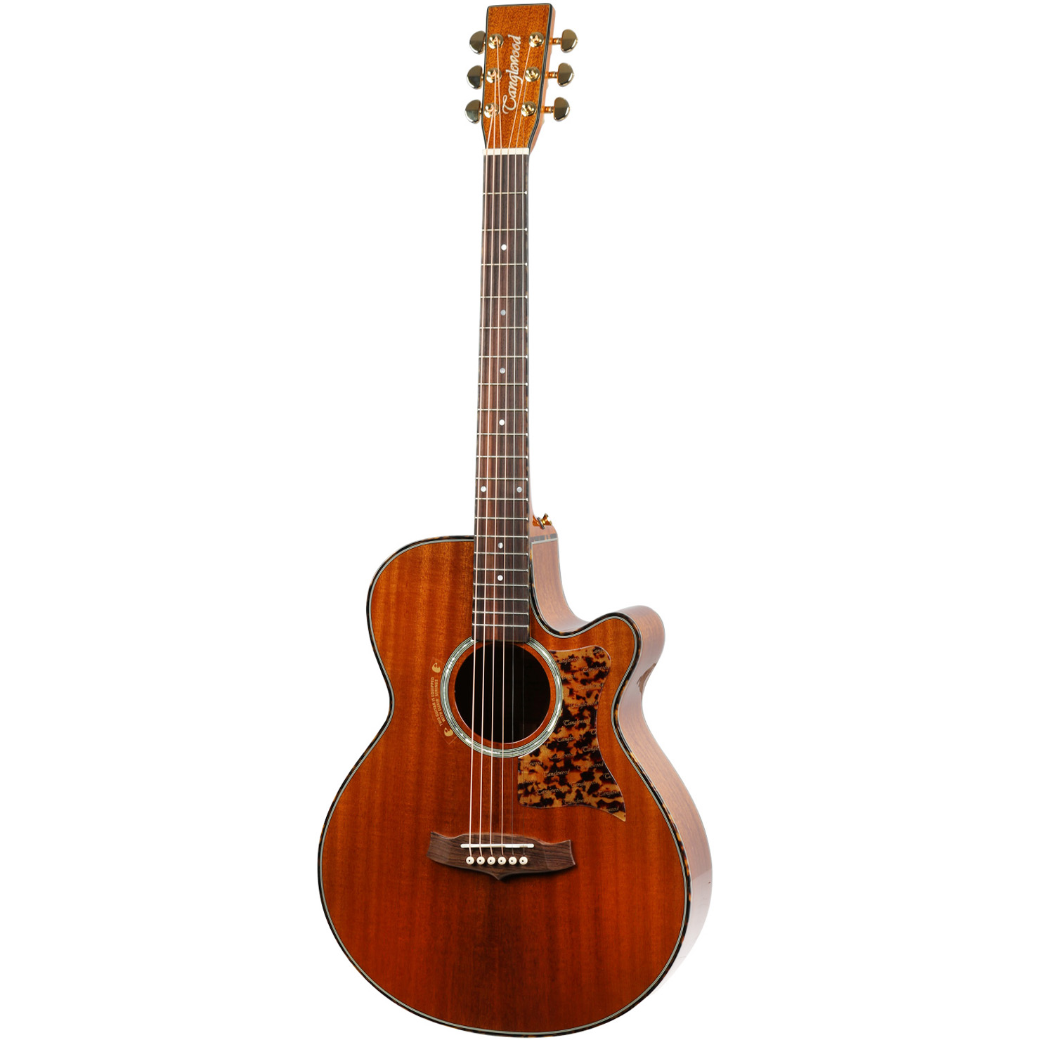 Tanglewood sundance pro tw47 e westerngitarre mit for The tanglewood
