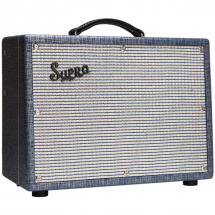 Supro 1964 Reissue Series 1622RT Tremo-Verb 25W 1x10