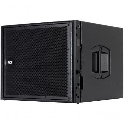RCF HDL 15-AS aktiver DSP-Bassreflex-Subwoofer, 15 Zoll, 2000 W