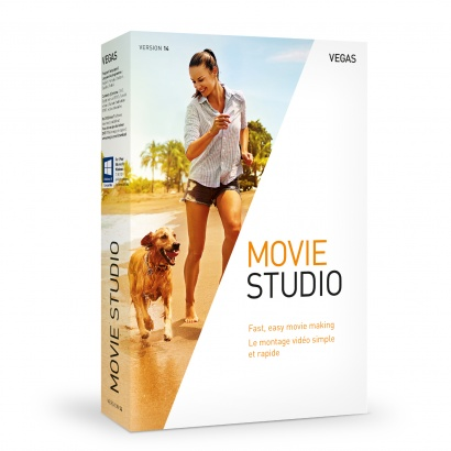 Vegas Movie Studio 14 Videoschnitt-Software