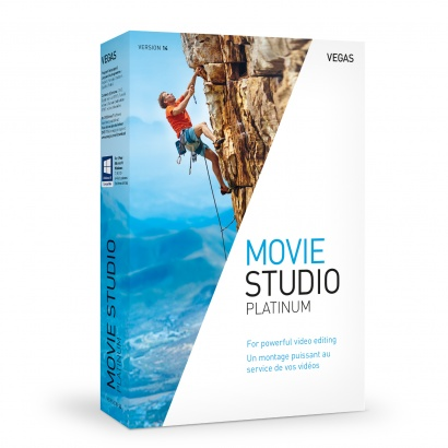 Vegas Movie Studio 14 Platinum Videoschnitt-Software
