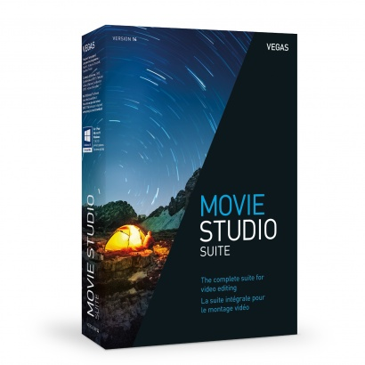 Vegas Movie Studio 14 Suite Videoschnitt-Software