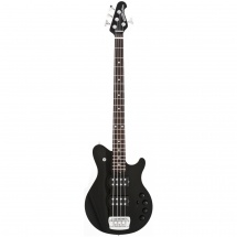 Music Man Reflex 4 The Game Changer Bass Black RW