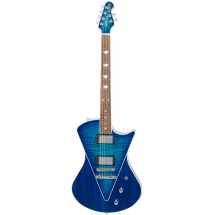 Music Man Armada Balboa Blue Burst Flame