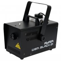 Ayra WSM Black 01 smoke machine