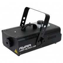 Ayra WSM Black 03 smoke machine
