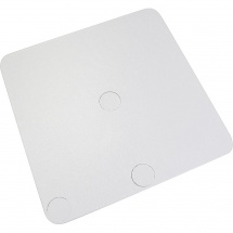 Showtec Baseplate Cover, 60x60cm 60 x 60 cm, weiß