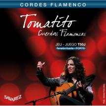 Savarez Tomatito T50J High Tension Flamenco Saitensatz