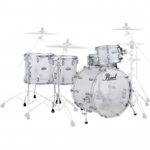 Pearl CRB524FP/C733 Crystal Beat Acrylic Frost Kesselsatz