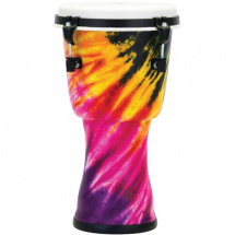Pearl PBJV-8/696 8-inch Top Tuned Djembe, Purple Haze