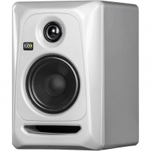KRK Rokit 5 G3 Silver Black LTD aktiver Studio-Monitor (1 Stk.)