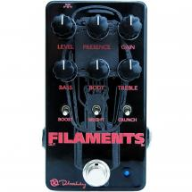 Keeley Filaments High Gain Distortion Effektpedal