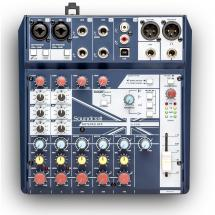 Soundcraft Notepad-8FX Mischpult