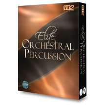 VIR2 Elite Orchestral Percussion Software Plug-In