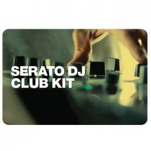 Serato DJ Club Kit Software Plugin Rubbelkarte (Serato DJ + DVS)