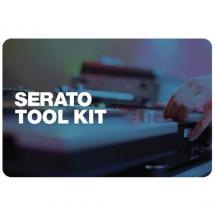 Serato DJ Tool Kit Software Plugin Rubbelkarte