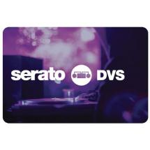 Serato DJ DVS Software Plugin Rubbelkarte