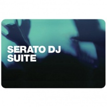 Serato DJ Suite All-in-1 Software Plugin Rubbelkarte