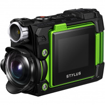 Olympus Stylus Tough TG-Tracker (grün)