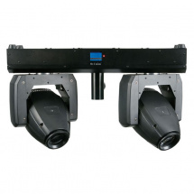 (B-Ware) Showtec XS-2 doppelter LED-Moving Head