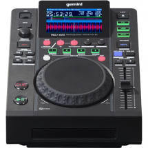 Gemini MDJ-600 Tabletop-Multi-Mediaplayer