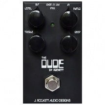 J. Rockett Dude Overdrive-Pedal