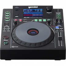 Gemini MDJ-900 Tabletop Multi-Mediaplayer