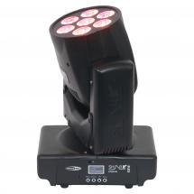 Showtec Shark Wash One RGBWA + UV LED Moving Head