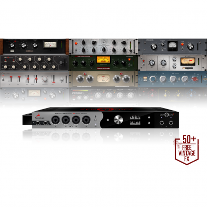 Antelope Audio Zen Studio+ Thunderbolt/USB-Audio-Interface