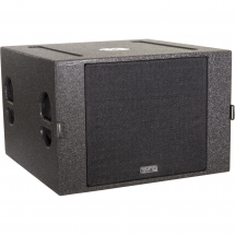 SynQ SQ-212 Doppel-Subwoofer, 12 Zoll, 2400 W