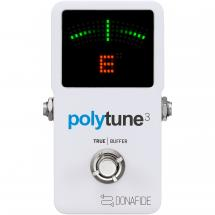TC Electronic PolyTune 3 polyfoon stemapparaat