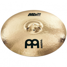 (B-Ware) Meinl MB20 24 Pure Metal Ride inkl. MCB24