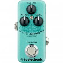 TC Electronic HyperGravity Mini Compressor Effektpedal
