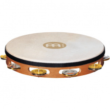(B-Ware) Meinl TAH1M-SNT Recording-Combo Wood Tambourine 10 Zoll mit Fell