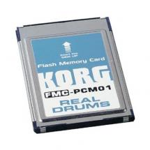 (B-Ware) Korg FMC-PCM01 8MB PCM Real Drums Expansion Card f