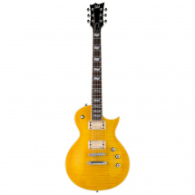 (B-Ware) ESP LTD EC-401VF E-Gitarre, Lemon Drop (DiMarzio)