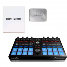 Pioneer DDJ-SP1 DJ-Controller mit Serato Video-Plugin