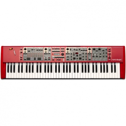Clavia Nord Stage 2 SW73 Stage Piano mit Waterfall-Tastatur