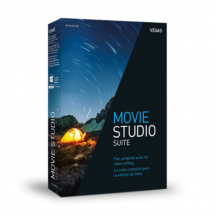 Vegas Movie Studio 14 Suite Videoschnitt-Software (Download)