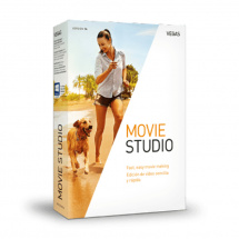 Vegas Movie Studio 14 Videoschnitt-Software (Download)