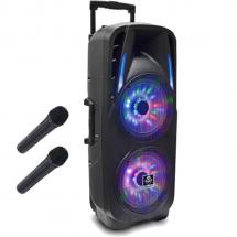 iDance Groove 870 tragbares Bluetooth-Soundsystem