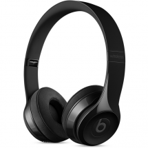 (B-Ware) Beats By Dre Solo3 Wireless Gloss Black Kopfhörer v3
