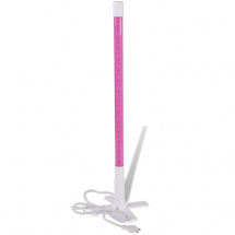 Party FunLights LED-Röhre, pink, 70 cm