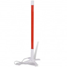 Party FunLights LED-Röhre, rot, 70 cm
