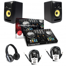 Native Instruments Traktor Kontrol S2 MK2 DJ-Set